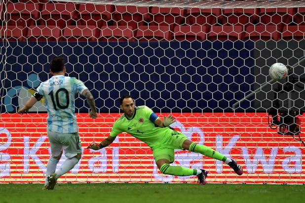 Droomfinale Argentinië-Brazilië op Copa America