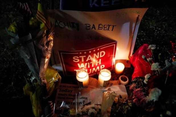 Ce que l'on sait sur les cinq personnes décédées lors de l'assaut du Capitole