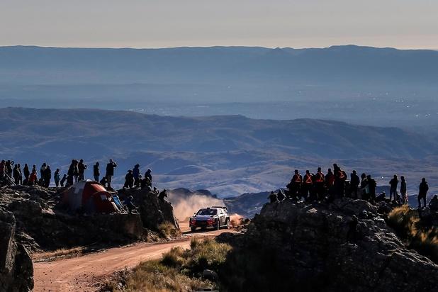 La lutte Neuville-Ogier-Tänak se déplace au Chili sur un terrain inédit