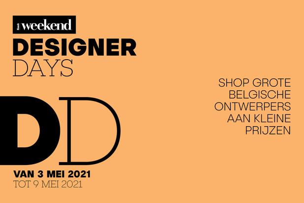 De Knack Weekend Designer Days gaan door van 3 tot 9 mei