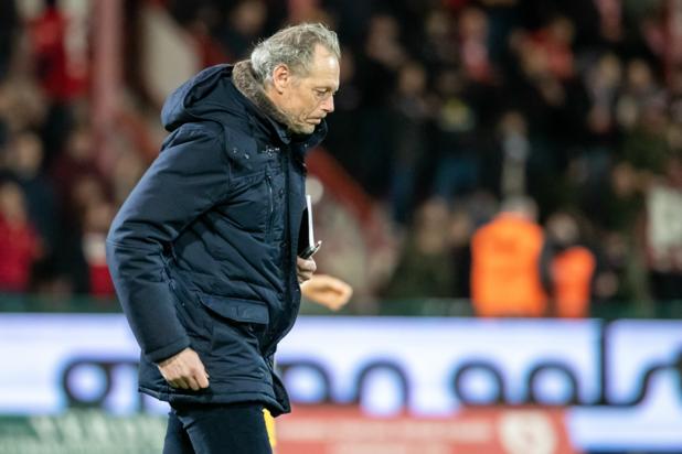 Michel Preud'homme stopt als hoofdcoach van Standard