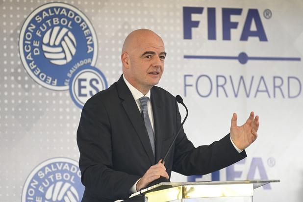 FIFA-voorzitter Infantino voorgedragen als nieuw lid IOC