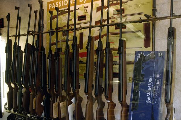 Vijftien jaar na verstrenging Wapenwet: vuurwapenbezit neemt weer toe
