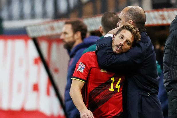 Waarom Mertens zijn goal met Martinez vierde: 'Hij is heel belangrijk voor mij geweest'