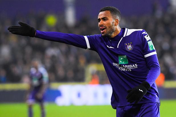 Isaac Thelin (Anderlecht) prêté à Malmö
