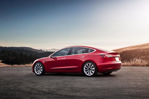 Twee doden bij ongeval met (wellicht) zelfrijdende Tesla