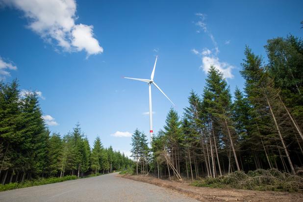 """De l'intelligence artificielle pour """"débrider"""" les éoliennes"""