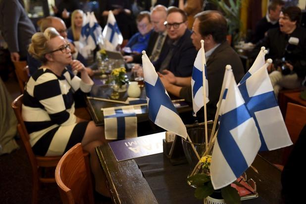 Elections en Finlande : les sociaux-démocrates en tête, selon des résultats partiels