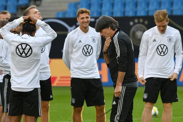 Blijft Duitsland dan toch in A-klasse van de Nations League?