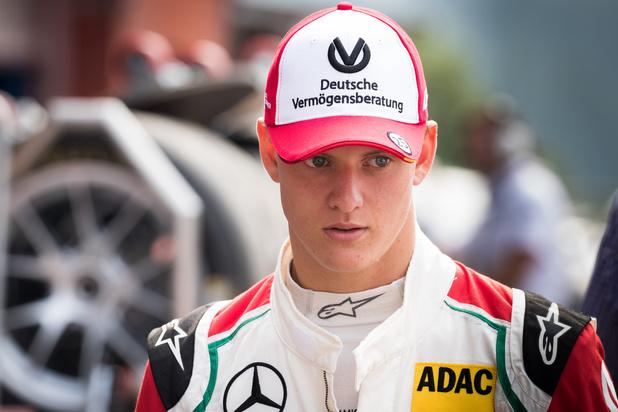 Mick Schumacher trekt naar Formule 1 met F2-titel op zak