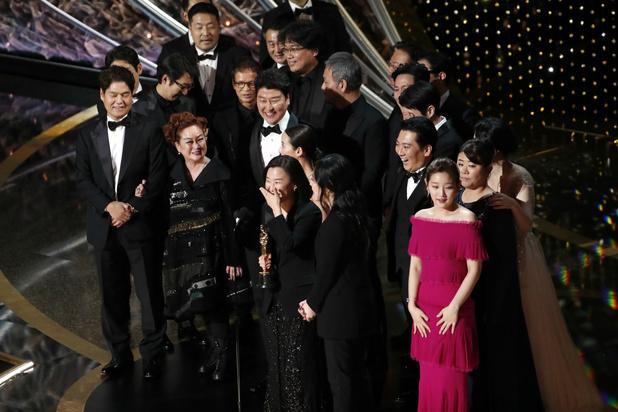 Oscars 2020: grote winnaar Parasite schrijft geschiedenis