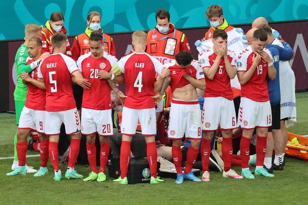 Euro 2020: nous sommes tous Danois, Belges, Macédoniens... (chronique)