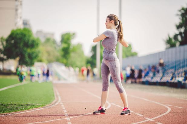 'Veel vrouwen sporten niet vanwege hun grote boezem'