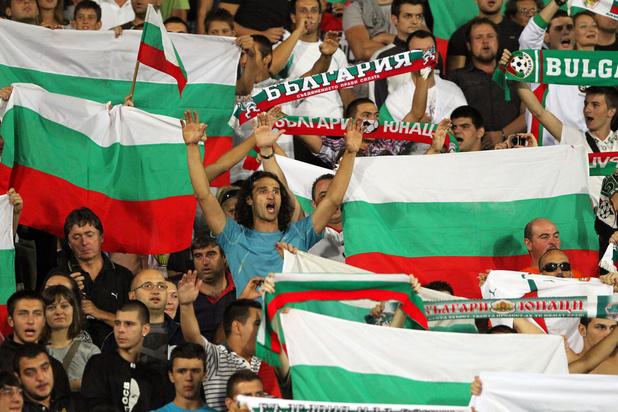 Zes Bulgaarse supporters opgepakt na wedstrijd tegen Engeland