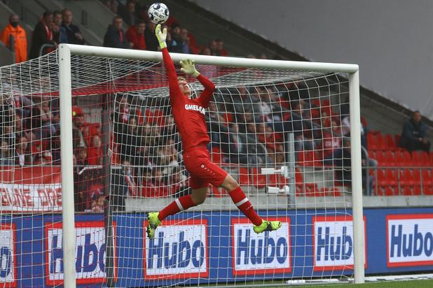 OH Leuven sleept in spektakelrijk duel tegen Antwerp nog 2-2 gelijkspel uit de brand