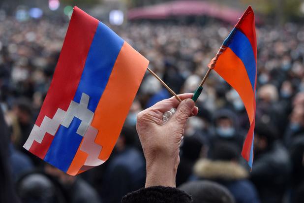Bekende Belgen dringen aan op erkenning Nagorno-Karabach als onafhankelijke staat