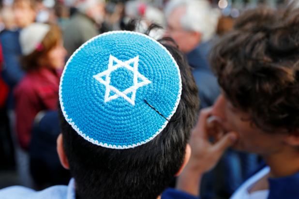 Antisemitische misdaden vorig jaar met 13 procent gestegen in Duitsland