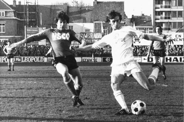 Anderlecht-icoon Rob Rensenbrink overleden