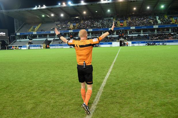 BAS geeft OH Leuven gelijk: stilgelegde wedstrijd tegen Union moet herspeeld worden
