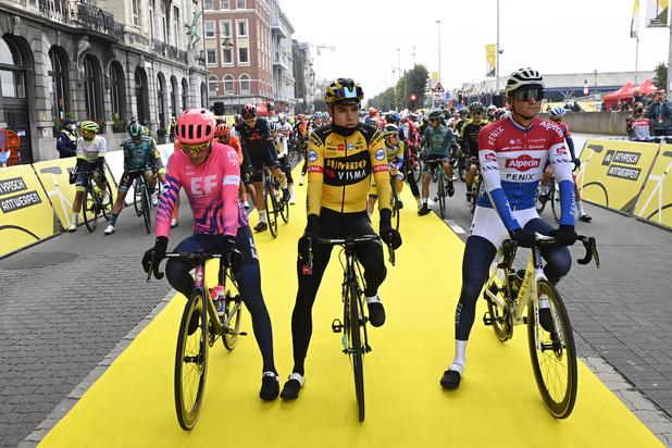 Antwerpen en Brugge organiseren komende 6 jaar afwisselend start Ronde van Vlaanderen