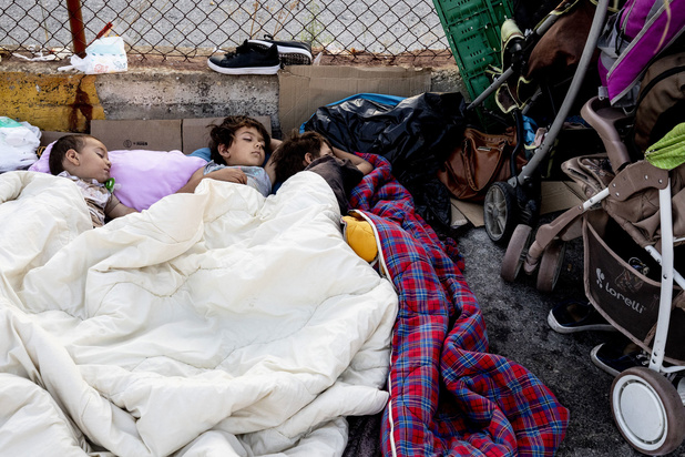 Brand Moria: 'België wil 12 kinderen opvangen'