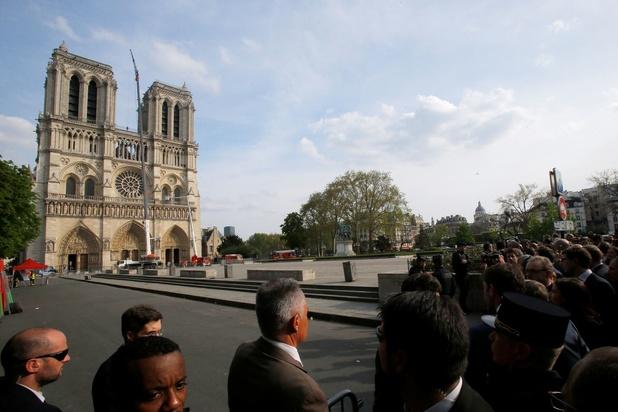 Notre-Dame : Le parquet examine la possibilité d'un court-circuit