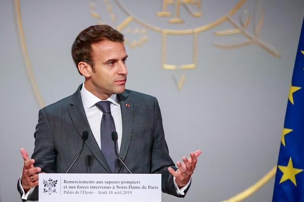 Après Notre-Dame, Macron donne un nouveau rendez-vous aux Français jeudi