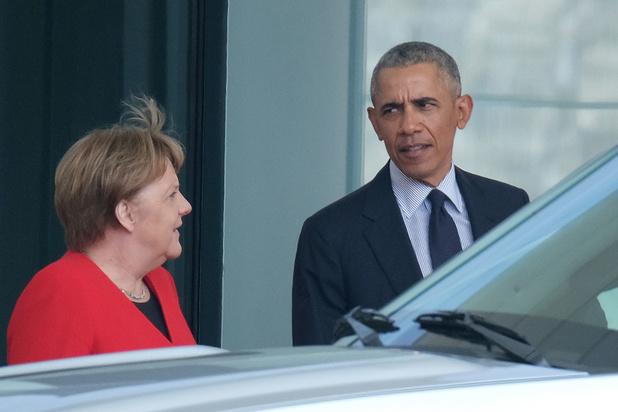 'VS bespioneerden Merkel met Deense hulp'