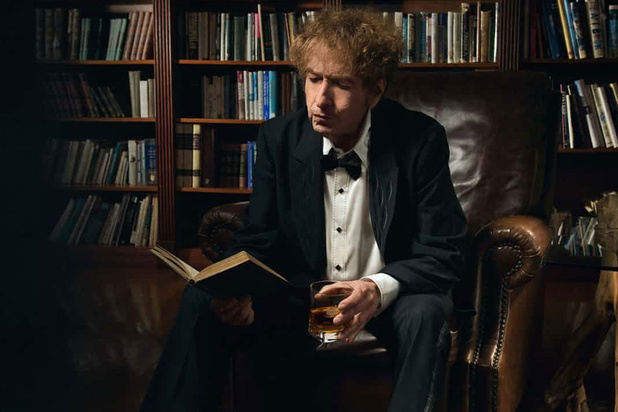 Bob Dylan speelt Toots Thielemans