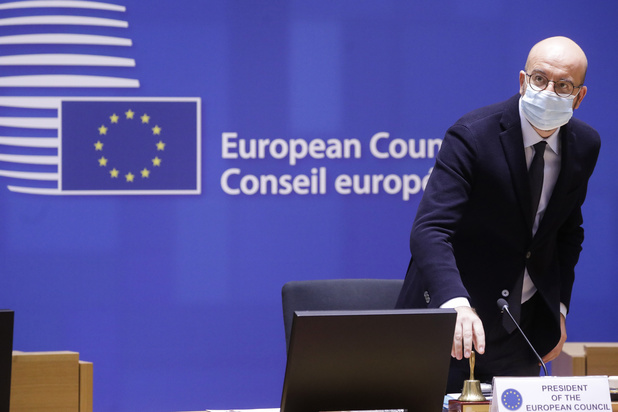 """UE: Charles Michel préconise la création d'un """"Institut européen pour la formation des imams"""""""