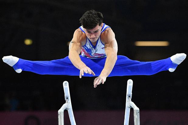Russische gymnasten wereldkampioen in teamcompetitie