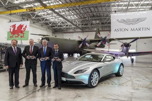 Départ du directeur général d'Aston Martin, remplacé par le patron de Mercedes-AMG