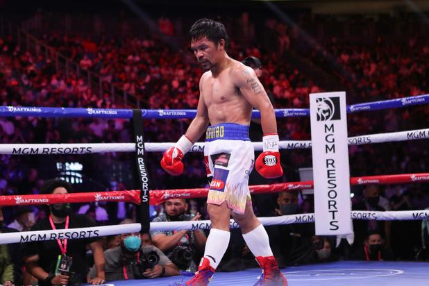 Boxe: Manny Pacquiao range les gants pour devenir candidat à l'élection présidentielle philippine