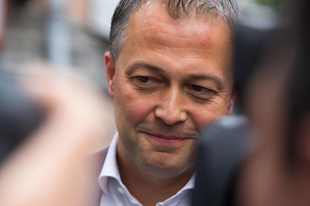 Egbert Lachaert (Open VLD): 'Een silent majority snapt de koers van de regering-De Croo'