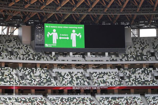 Zo wil Tokio coronaproof stadions vullen tijdens de Olympische Spelen