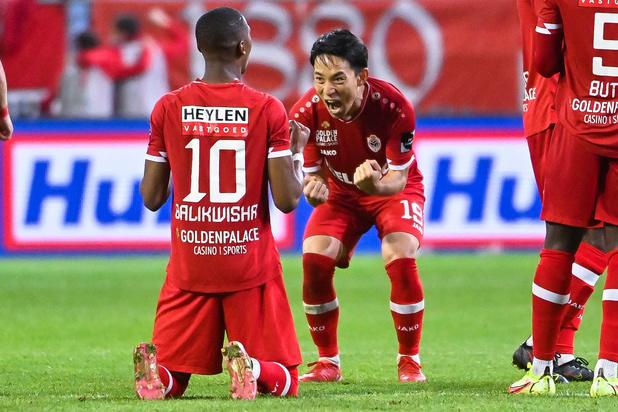 L'Antwerp renverse l'Omonia Nicosie et se qualifie au bout de la nuit en Europa League