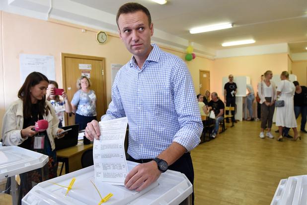 Un dimanche d'élections en forme de test pour les autorités russes