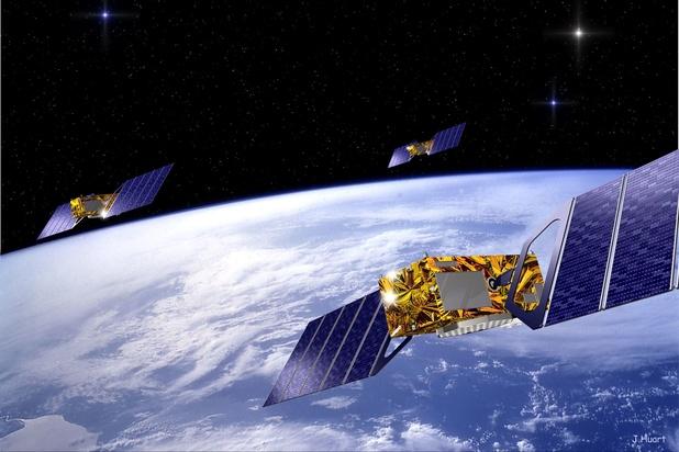 """""""Panne de service"""" pour Galileo, le GPS européen"""