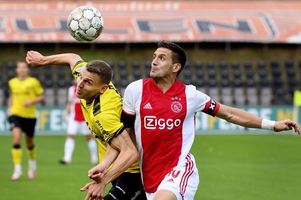 Ajax verbetert record van grootste zege in Eredivisie: 0-13 bij VVV-Venlo