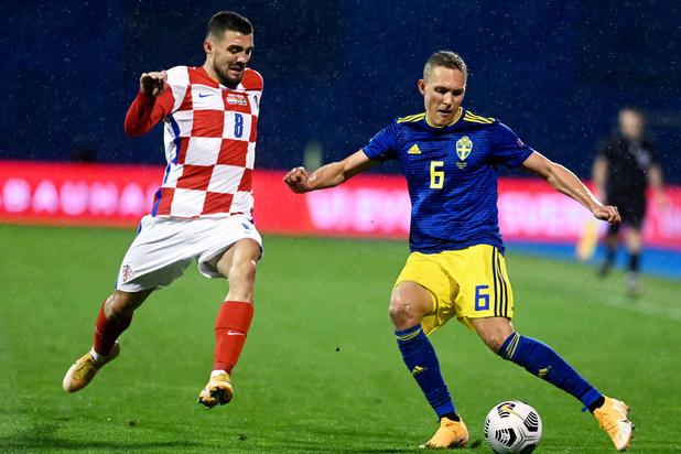 Les Pays-Bas accrochés en Bosnie, la Croatie bat la Suède