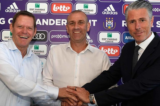 Simon Davies, nouveau T1 pour Anderlecht