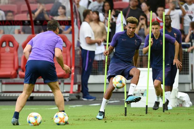 Dele Alli va manquer le début de saison avec Tottenham