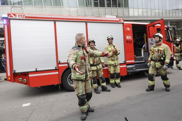 Deux pompiers sur trois en surpoids