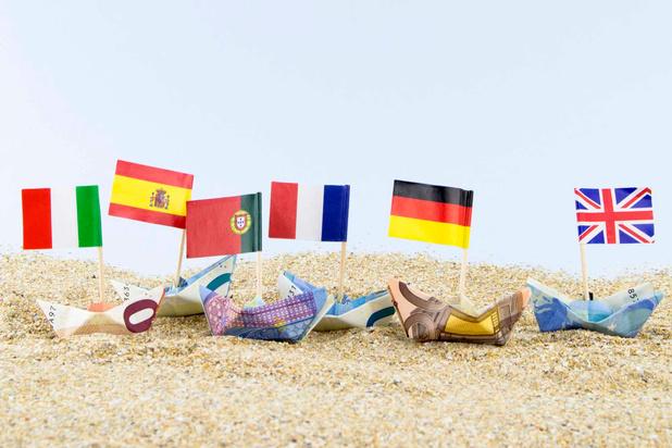 Budget de l'UE: quels pays contribuent (et reçoivent) le plus?