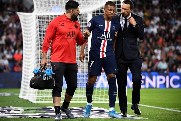 Le PSG se rassure mais perd Cavani et Mbappé
