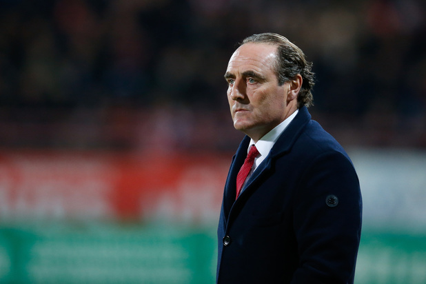 Yves Vanderhaeghe met KV Kortrijk op zoek naar punten bij Anderlecht: 'Ik ga niet aan mezelf twijfelen'