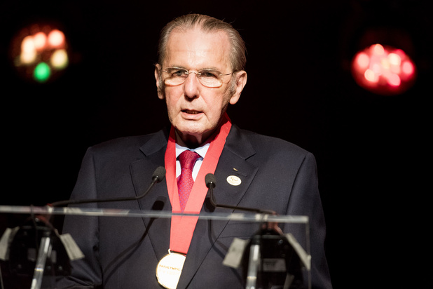 Voormalig IOC-voorzitter Jacques Rogge overleden
