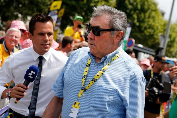 Eddy Merckx beroerd door overlijden Poulidor: 'Ik verlies een echte vriend'