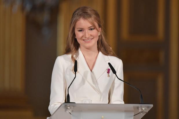 La princesse Elisabeth rejoindra l'Ecole Royale Militaire lors de la rentrée scolaire