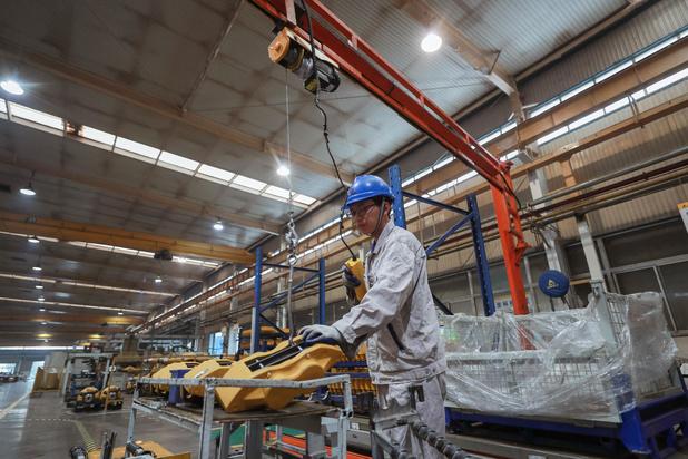 Chinese economie groeit in derde kwartaal 4,9 procent